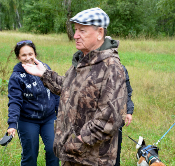карело-финская лайка брагин